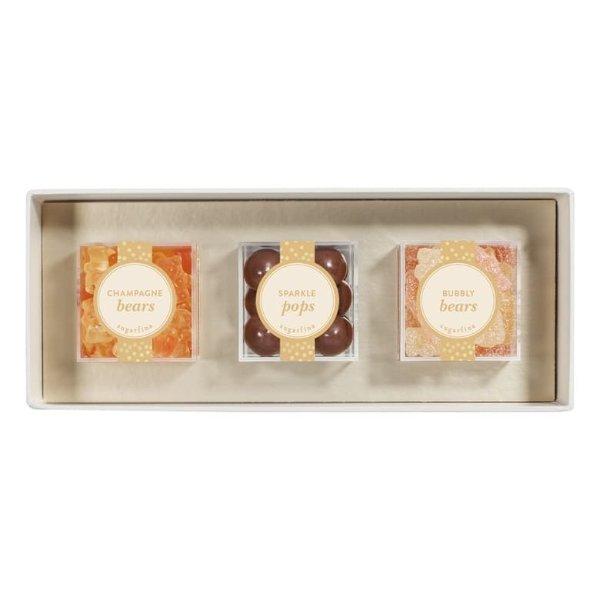 Sweet & Sparkling 糖果礼盒 3罐装
