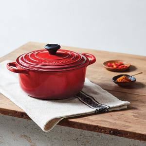 $149.99(原价$299.99)防治贫血Baccarat 铁铸锅 养一口锅,让它成为传家宝