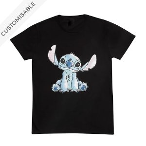 Disney史迪奇T恤