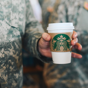 Free Tall Brewed CoffeeStarbucks Front-line Responders
