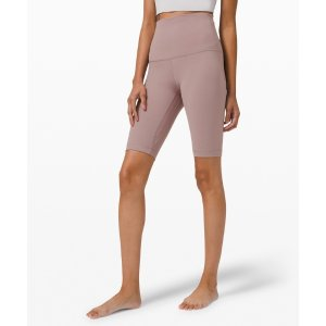 LululemonAlign 超高腰骑行裤 10