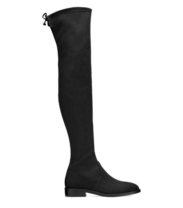 THE JOCEY 过膝靴 跟高2.5cm