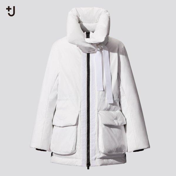 +j羽绒外套