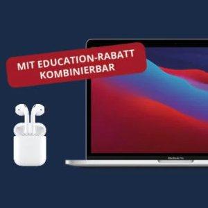 快来入台M1!买苹果电脑就送耳机!仅今晚!分期付款再减€50!