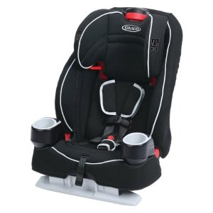 $89Graco Atlas 65 2-in-1 Harness Booster Car Seat
