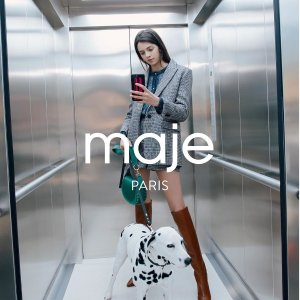 Up to 80% OffTHE OUTNET Maje Sale