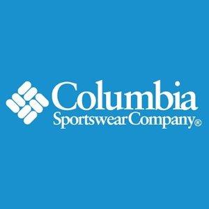 低至5折+额外8折+免邮Columbia Sportswear官网 会员专享特价款户外服饰折上折