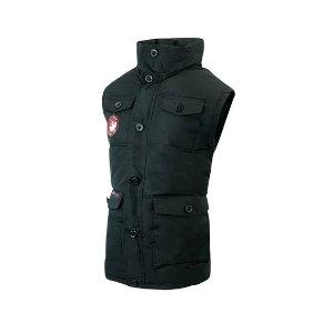 Proozy Canada Weather Gear Men's Puffer Vest on Sale