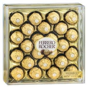 经典榛子味巧克力 24颗装