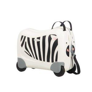 Samsonite斑马驾驶式行李箱