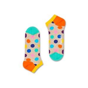 Happy Socks波点低腰袜