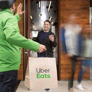 变相4折 $25仅$10Groupon官网 Uber Eats新用户特惠