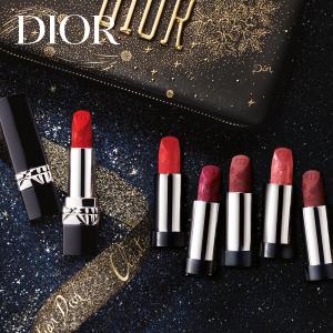独家!满£80送6件礼(含Mini唇蜜001)11.11预告:Dior 2020圣诞限定系列上市 Golden Night梦幻派对之夜