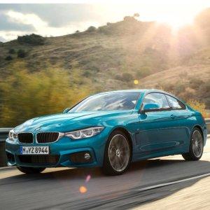 优雅的身姿 好动的灵魂全新 2018 BMW 4系 双门轿跑