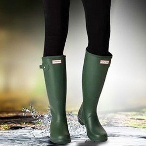 $54.99woot! Hunter Rain Boots