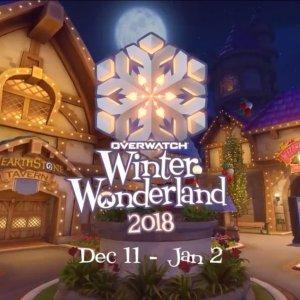 快来暴雪世界一起看雪【12/12】《守望先锋》雪国仙境活动开启 圣诞乱斗来啦