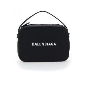 Balenciaga相机斜挎包