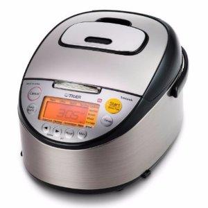 $224.74Tiger 虎牌JKT-S10U-K 5.5杯量感应加热电饭煲