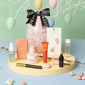 Glossybox复活节美妆盒子