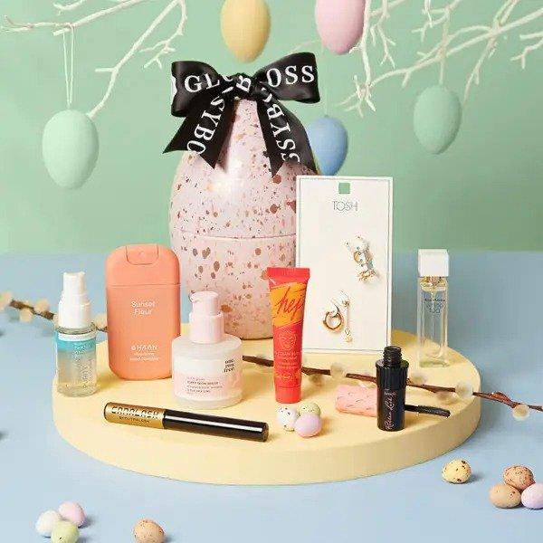 复活节美妆盒子