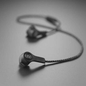 三色可选,现价 £135.99(原价£229)白菜价:B&O H5 无线蓝牙耳机 限时特卖