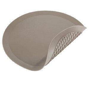 "Prep Solutions 100% Silicone Heat Resistant Multifunctional Mat, 12"" Diameter"