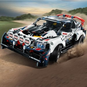 LegoWith Code 'RALLY'Technic: App-Controlled Top Gear Rally Car (42109)