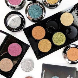 $36(价值$46)+免邮上新:MAC 专业彩妆 收超值4色眼影盘 3款可选