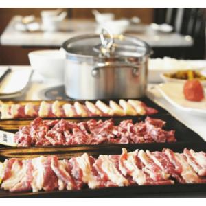 Q弹多汁潮汕牛肉丸,牧场直供餐厅,新鲜健康潮汕牛肉火锅,金潮轩餐馆