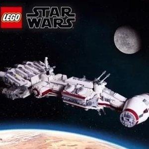5月4日上市 $269.99预告:Lego 乐高官网 星战系列新品 坦地夫四号飞船 75244