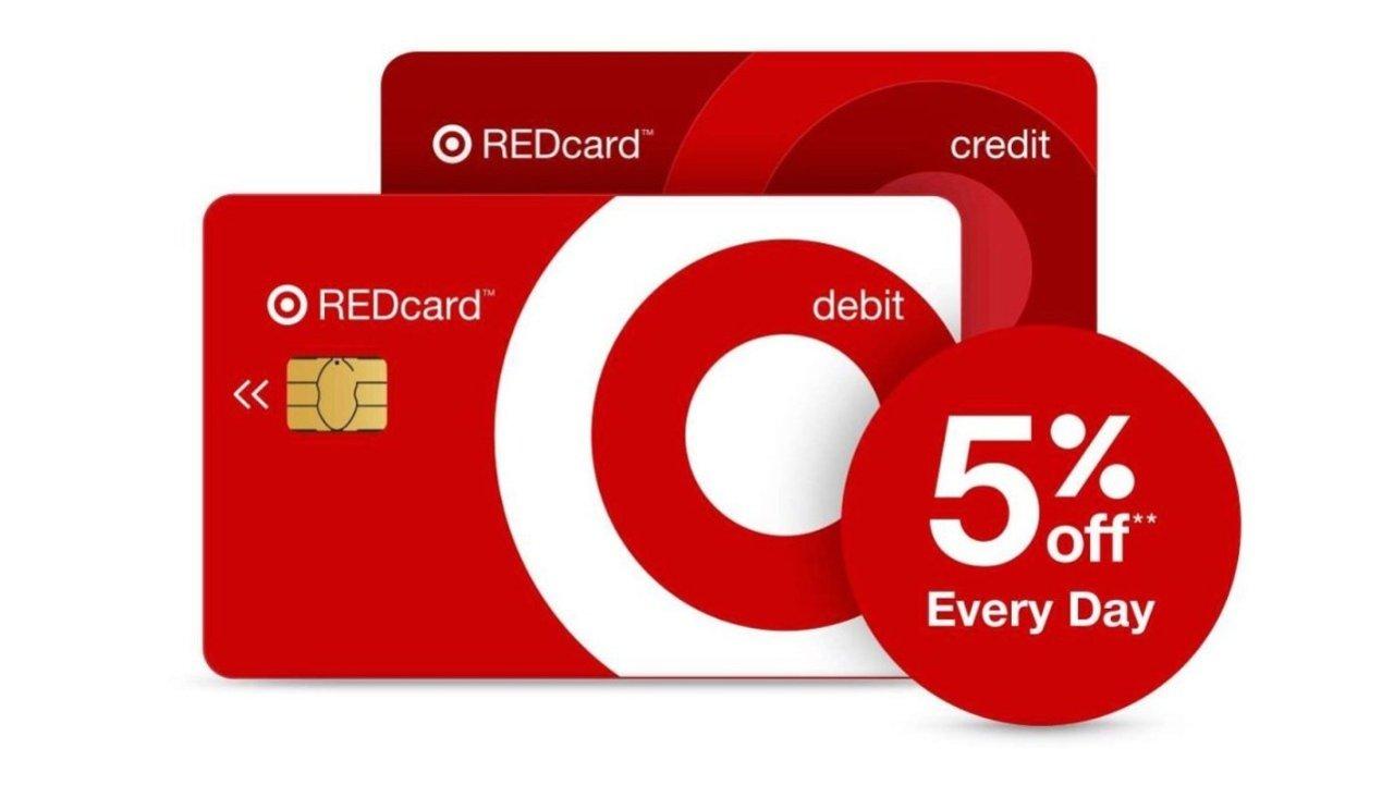 Target 红卡限时给新用户送$40 off $40