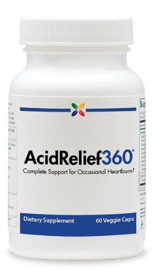 Acid Relief 360 缓解胃灼热胶囊