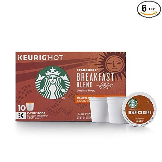 早餐中焙 K-Cup咖啡胶囊 60颗