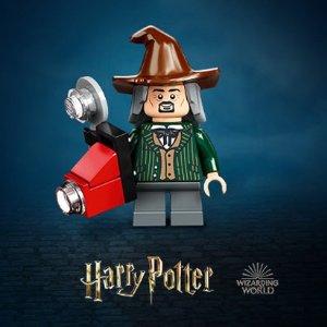 儿童杂志免费订LEGO®官网 九月热卖,哈利波特对角巷上新