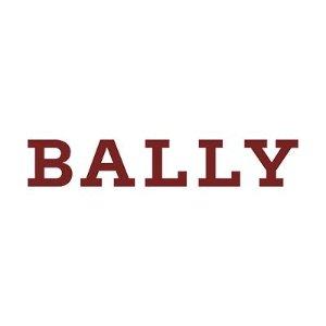 新款8折 €76收印花丝巾Bally官网 春季大促 经典穆勒鞋、三彩系列 千元就能get皮具经典