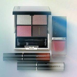 低至6.4折 收新款限量彩妆SUQQU 全场美妆产品折上折热卖
