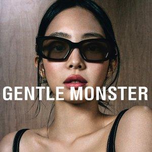 新用户9折+免税 杨洋款$248Gentle Monster 大明星墨镜 Frida新款$310 比官网划算