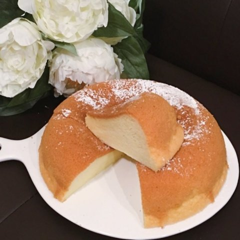 So EasyHow to Make Chiffon Cake with Rice Cooker