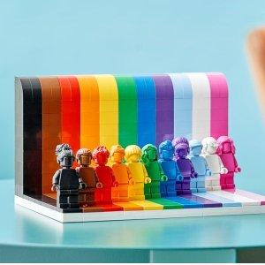 Lego每个人都很棒 40516 | Miscellaneous
