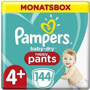 Pampers纸尿裤 4➕