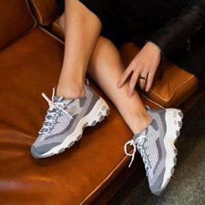 全场额外8折限今天:Skechers官网 超舒适运动鞋休闲鞋热卖