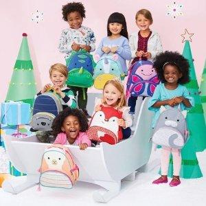 最高减$40Skip Hop官网 多买多省  收妈咪包和幼儿书包