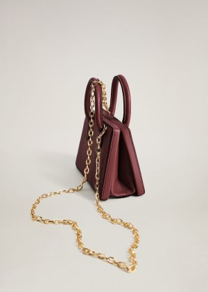 Chain mini bag -  Women | Mango USA