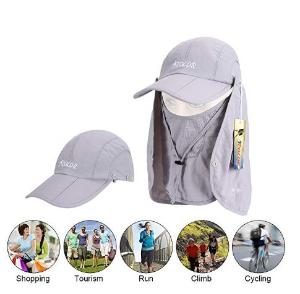$12.88起ICOLOR UPF 50+ 防晒防紫外线快干帽 多色可选