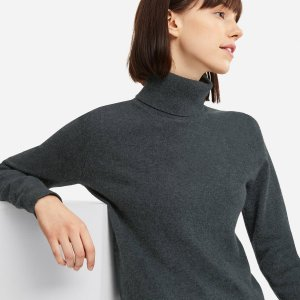 100%羊绒 高领毛衣 多色可选
