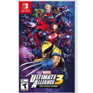 $47.95MARVEL ULTIMATE ALLIANCE 3: The Black Order - Nintendo Switch