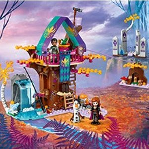 LegoEnchanted Treehouse 41164 | Disney™ | Buy online at the Official LEGO® Shop US