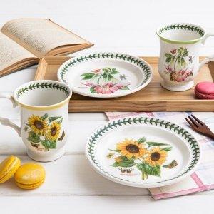 低至5折 厨具爱好者新宠Portmeirion 精选英国餐具热卖