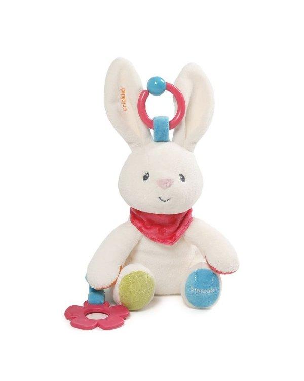 小兔子安抚玩具