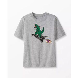 Hanna Andersson男童短袖T恤